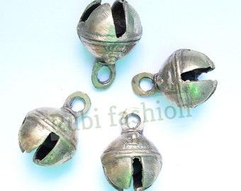Ghungroo Brass Bells, Banjara Beads, Music Bell , Antique Brass Beads, Brass Bells,Bell Beads,Tribal Beads, Boho Beads,