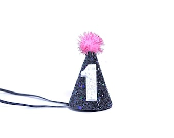 First Birthday Party Hat Cake Smash Cake Mini Hat Little Blue Olive