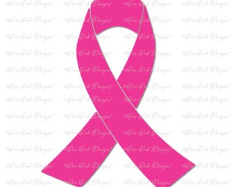 Awareness Ribbon svg File SVG / DXF / pdf / jpg / png  file for Cameo, svg file for Cricut and other electronic cutters
