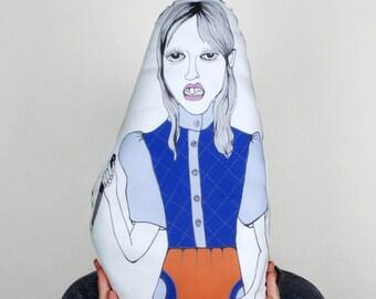 Shelley Duvall Pillow