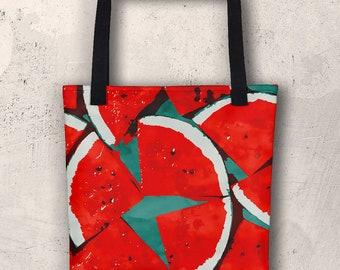 Melon, Tote bag