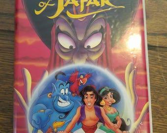Aladdin: Return of Jafar VHS