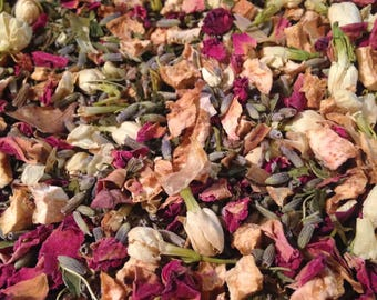 The Power of Art Herbal Tea Blend - Viridian Tea Company