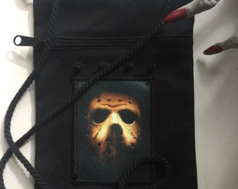 Jason Voorhees Crossbody Bag