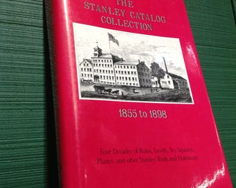 Stanley Catalog Collection 1st edition 1989