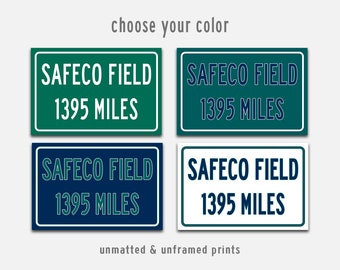 Safeco field etsy more colors malvernweather Image collections