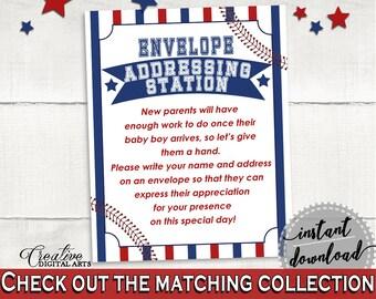 Envelope Addressing Baby Shower Envelope Addressing Baseball Baby Shower Envelope Addressing Baby Shower Baseball Envelope Addressing YKN4H