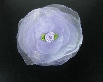 Girls Hair Clip, Floral Hair Clip, Flower Hair Clip, Winter Wedding, Flower Girl Hair Accessories