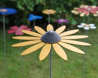 Pollination Flower Stem - Echinacea Gold