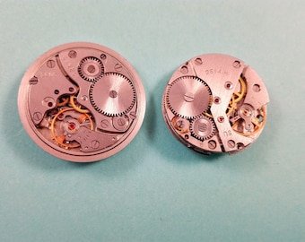 Watch parts Steampunk Vintage supply Watch Findings Supplies watch Mechanical watch Movements Watch dials Watch Findings Altered art