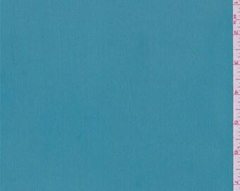 Teal Blue Chiffon, Fabric By The Yard