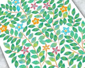 Wedding Guest book alternative - Flowering tree