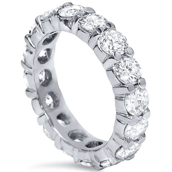 asscher zirconia over white wedding rings in band plated cut ct gold silver p tw ring cubic eternity
