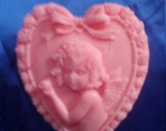 Soap 36 - Boy Girl Collection - Lady Heart---Luxurious, Personalize --