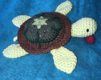 Lil Turtle Love Plush