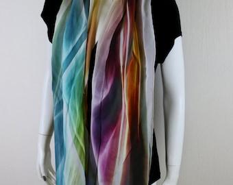 Traditional Silk Scarf