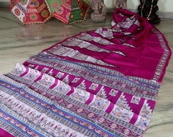 Bishnupuri Silk a Bengal Heritage