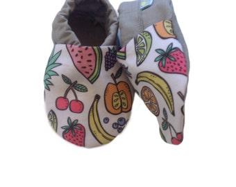 Tutti Frutti Baby Shoes