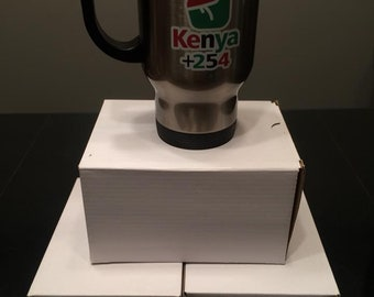 Travel cup, coffee mug