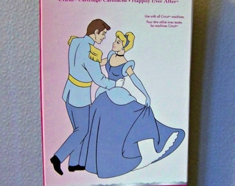 Happily Ever After Cricut Cartridge...