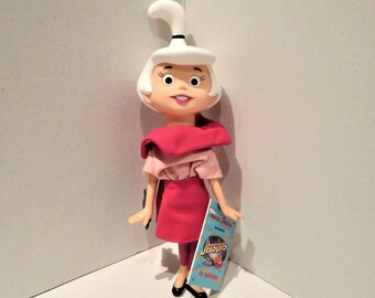 """9.5"""" Judy Jetson Vinyl Doll By Applause"""