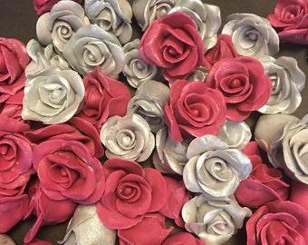 24 edible flowers