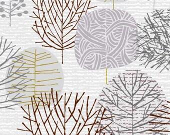 I Love arbres d'hiver, édition limitée giclée