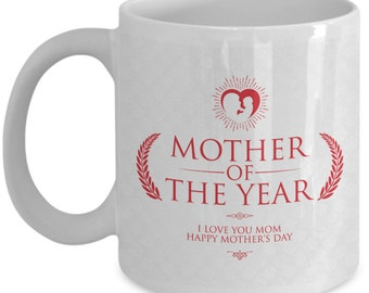 Mother of the Year Mug