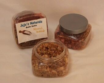 Almond Coconut - Bath Salts