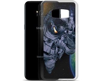 Space Bound Astronaut Samsung Case