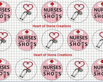 Nurses Call the Shots BCI Sheet