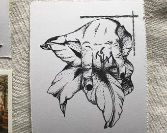 Nurture Your Nature (Lily) Print