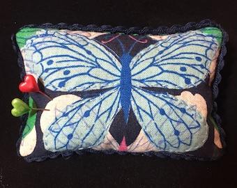 Butterfly Pincushion