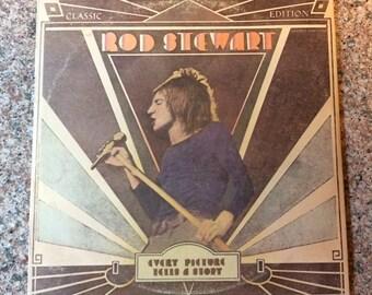Rod Stewart album..Classic Edition..