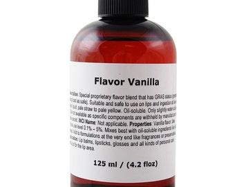 Flavor Vanilla