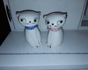 Holt Howard Cozy Kittens 1961 Salt and Pepper Shakers Price REDUCED