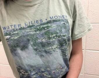 Water Lillies Tee
