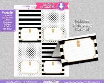folding recipe cards