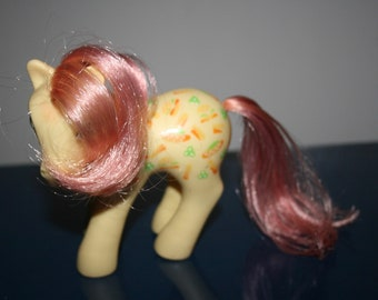 Vintage My Little Pony MUNCHY G1 Twice as Fancy Munchy! Stunning!