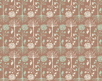 Cultivate by Bonnie Christine for Art Gallery Fabrics - Rooted Earth (CUL-8676) - 1 Yard