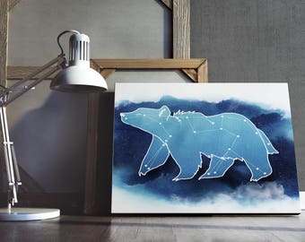 Ursa Major Fine Art Digital Print, Wall Art