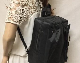 Backpack bag,Insulated,Backpack,black, back pack