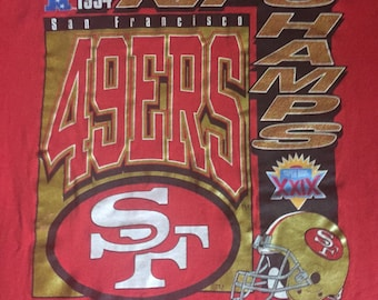 Vintage 49ers NFC Champs 1994 Shirt- XL