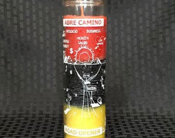 Road Opener Fixed Conjure Candle