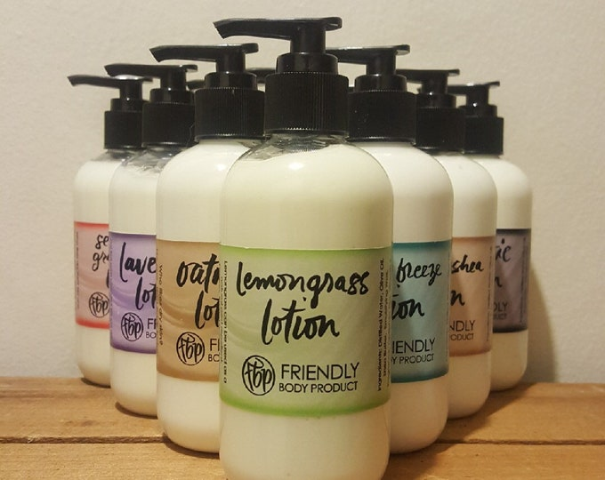 Lotion - Lemongrass Lotion