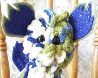 Sprinkle a Water Sprite - Plush, handmade, OOAK