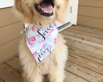 So Very Loved Puppy Bandana
