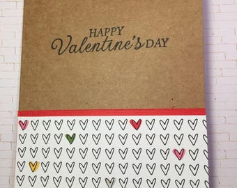 Happy Valentines Day simple card