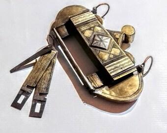 Candado tuareg