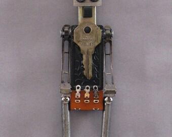 Robot Sculpture - Boris